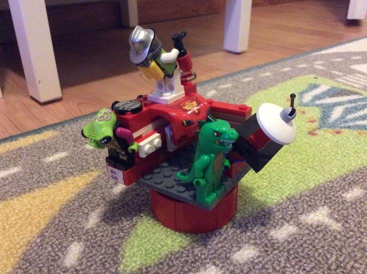 Lego bago nr. 11 The sky lazer picture 1