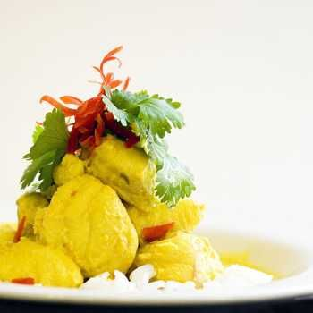 Thermomix recipe: Golden Fish Curry · Tenina.com