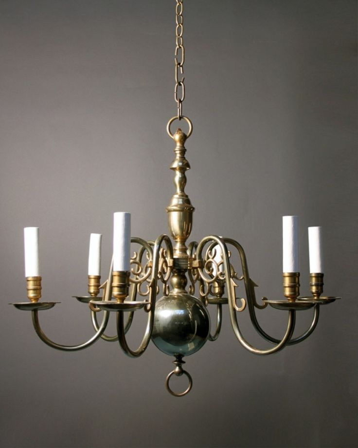 Antique Dutch style Chandelier - lovely - how do I find £780 in the budget - 111 Best Lighting Ideas Images On Pinterest Lighting Ideas