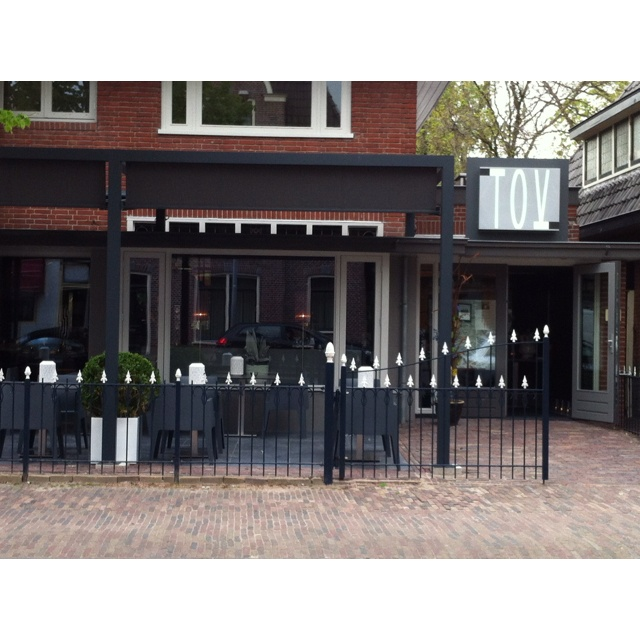 Restaurant TOV Schagen. www.restauranttov.nl
