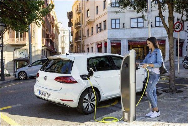 Niente IVA sulle elettriche Volkswagen
