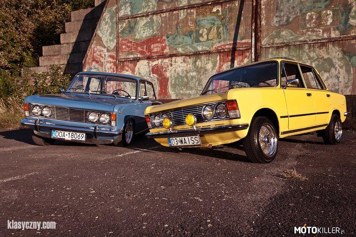2x Fiat 125p