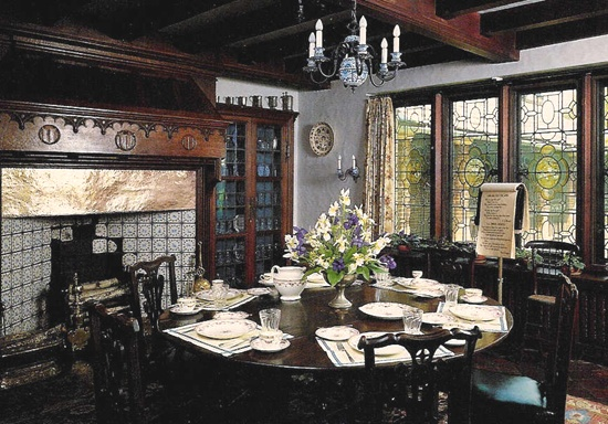 Stan Hywet Breakfast Room My Most Favorite Room In The