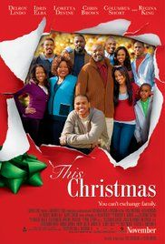 This Christmas (2007) - Watched in December 2016