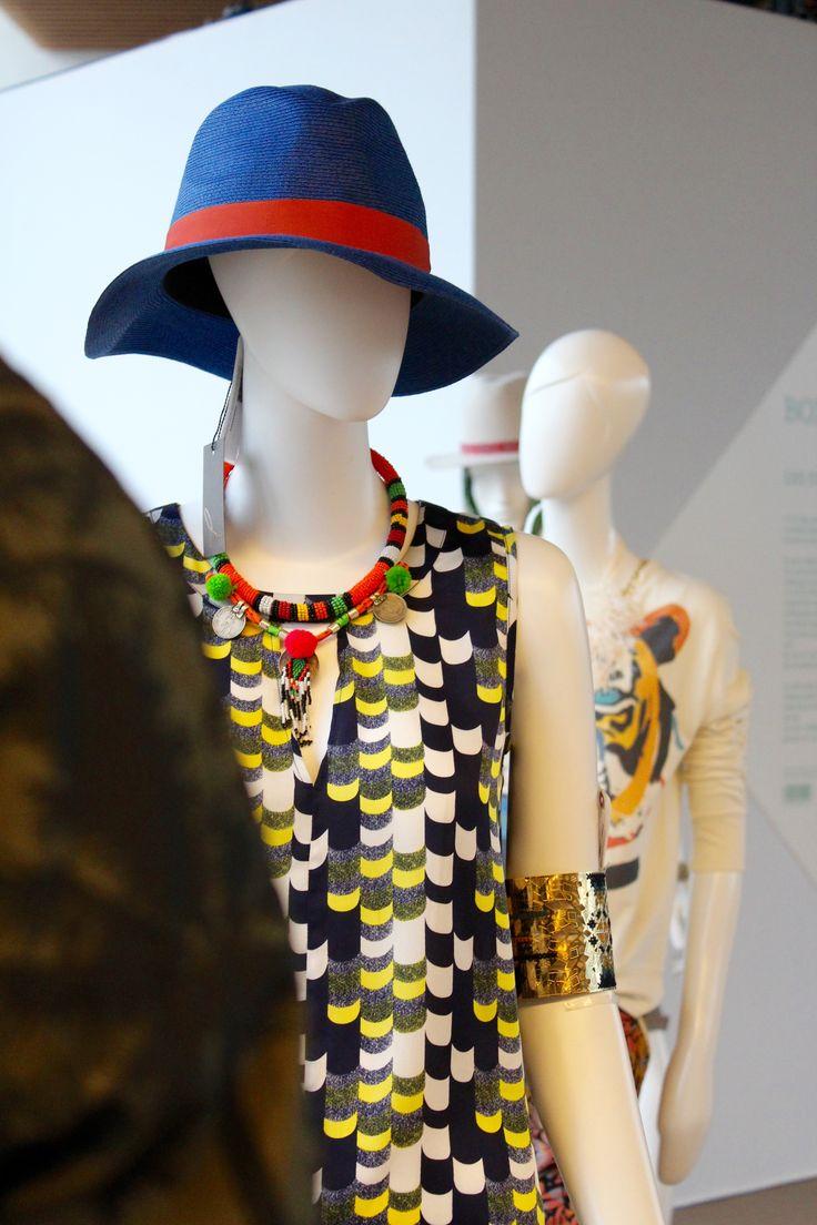 Cofrad Mannequins at the Who's Next Fair  #MartineLeherpeurConseil #WSN15 #cofradmannequins