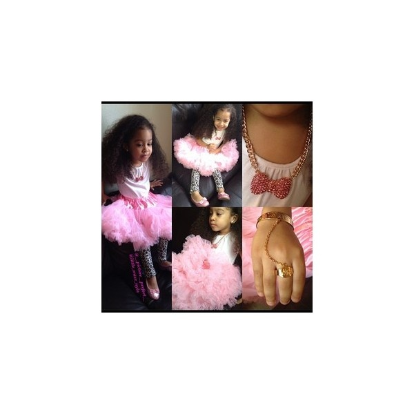 .@little_miss_nyla | Pretty in Pink today Sunday Funday w ...  .@little_miss_n...