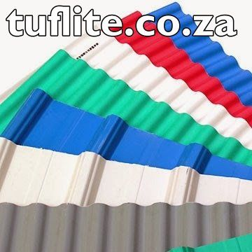 Wickes Tuflite Roofing includes clear corrugated tuflite sheeting ideal for roofing garages and sheds.