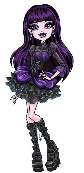 Elissabat-filha da vampiro