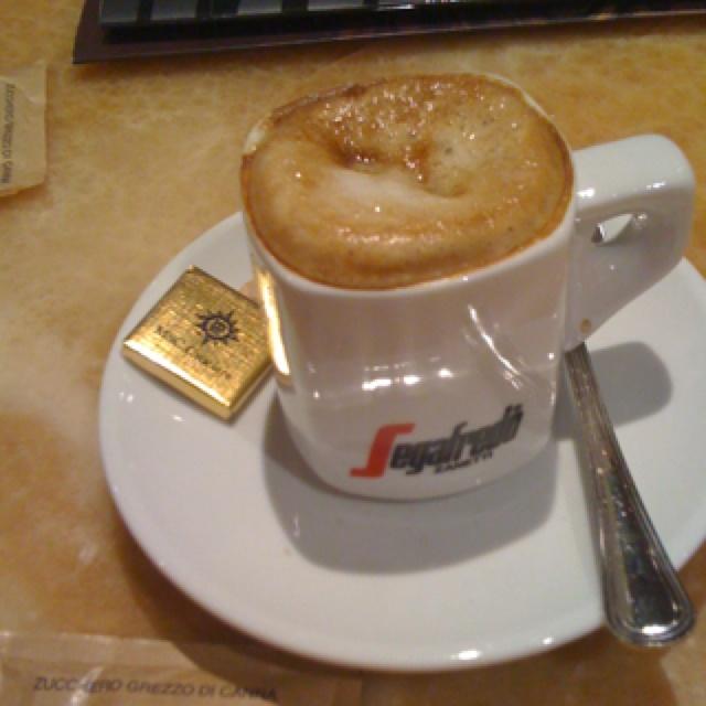 Caffè in crociera