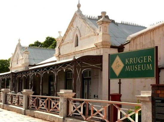 Photo of President Paul Kruger House
