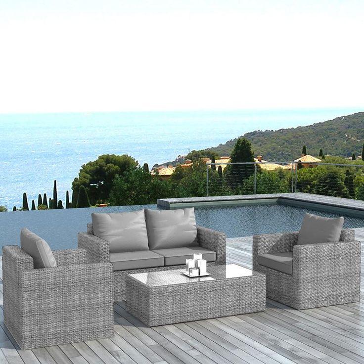 55 best Salons de Jardin images on Pinterest | Lounges, Salons and ...