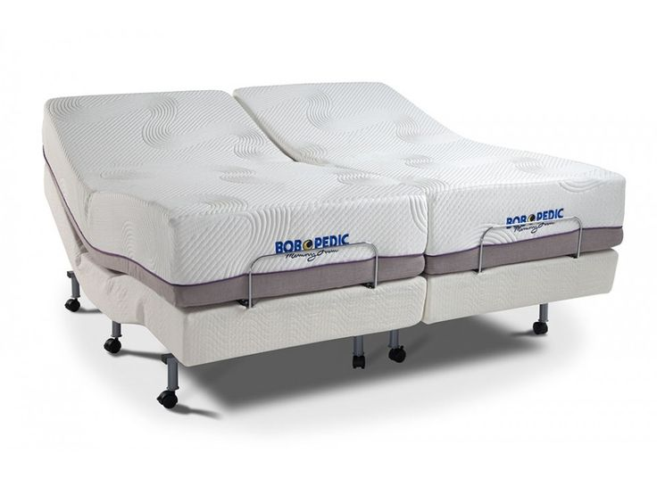 Power Bob With Bob O Pedic Dual King Set Adjustable Beds