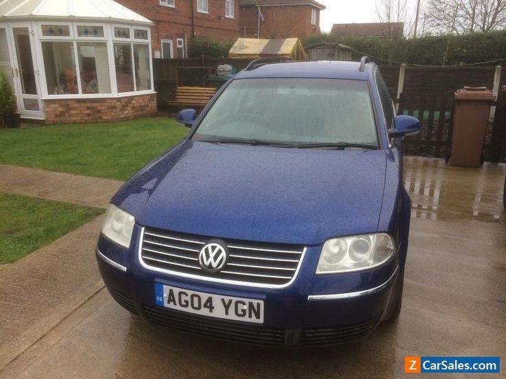 VW PASSAT 1.9 TDI 2004 #vwvolkswagen #passat #forsale #unitedkingdom