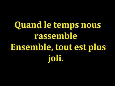 Jean Jacques Goldman ensemble (souvient toi) PAROLES :) https://www.youtube.com/watch?v=Rf0kDl1tZSk&list=UUO1R-klM8xlqLVRjKdTy4mQ : Macumba Jean pierre Mader ;)