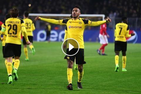 Video : Borussia Dortmund vs Benfica Highlights and Goals - UEFA Champions League - March 8, 2017 - FootballVideoHighlights.com Full Time Video Highli...