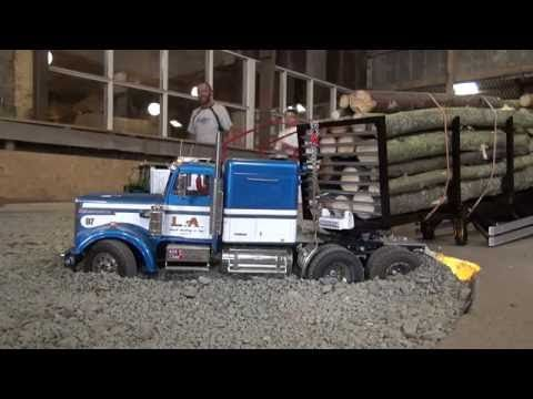 Rc Truck (27-08-2016 Rescue Truck) - YouTube