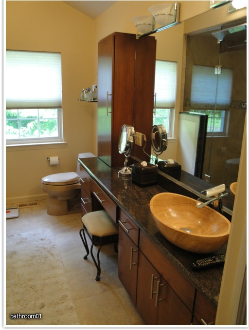 Just a glimpse of what Remodeling Concepts can do for your bathroom.