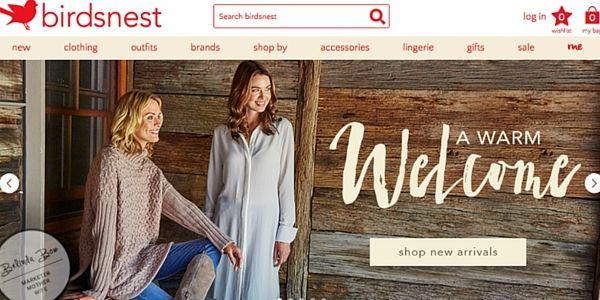 belindabow.com - Why Shop At birdsnest?