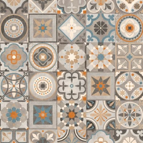 24 best Carreaux ciment images on Pinterest Mosaics, Bathrooms