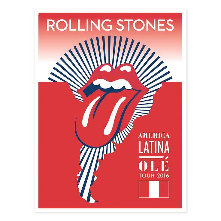 Rolling Stones Ole Tour