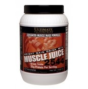 Ultimate Nutrition Muscle Juice 2544  *MUSCLE JUICE 2544 IN CHOCOLATE & VANILLA FLAVOURS IS NOW HALAL CERTIFIED  GROW Muscle with 55 grams of Ultimate Nutrition's special protein blend (Whey Protein Isolate, Whey Protein Concentrate, Calcium Caseinate, Egg White Albumen). This provides a 6 hour protein release so you muscles are constantly fed and nourished.   For more info visit: http://www.gymandfitness.com.au/ultimate-nutrition-muscle-juice-2544-4-96lb-2-25kg.html