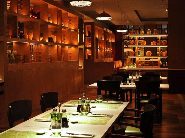 Tosca Restaurant By Blue Sky Hospitality Baku Azerbaijan Retail Design Blog