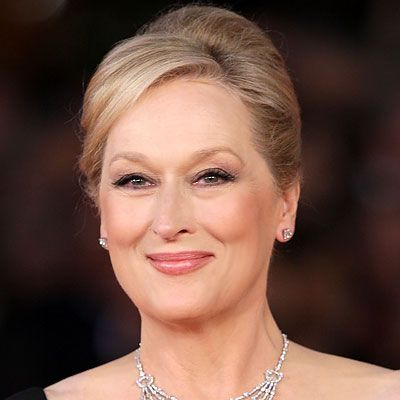 Meryl Streep - 2009 -   60 and more glamorous than ever, the veteran actress was a box-office smash in Julie & Julia and It's Complicated.
