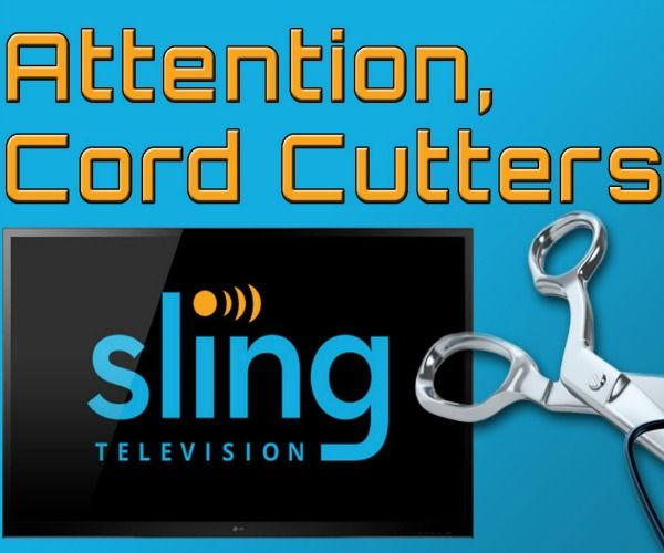 Watch the best of live sports without every waiting for the cable installation guy. It's time for everything you love about TV, minus everything you hate, for $20 a month. Sign up for your FREE one-week trial of Sling TV by following the link. #CuttingTheCord #FallTV