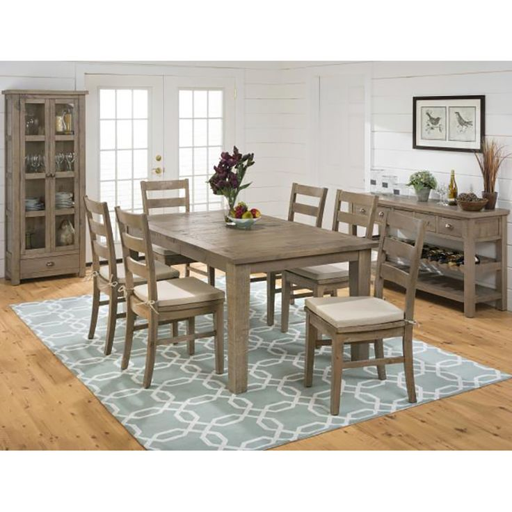 15 Best Images About Dining Room Sets On Pinterest