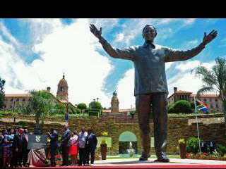 Statue: Pretoria