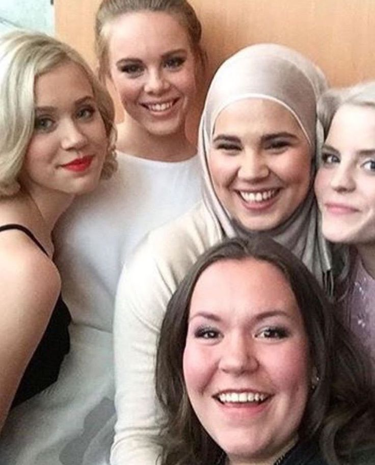 #skam #girls #vilde #noora #chris #sana #eva