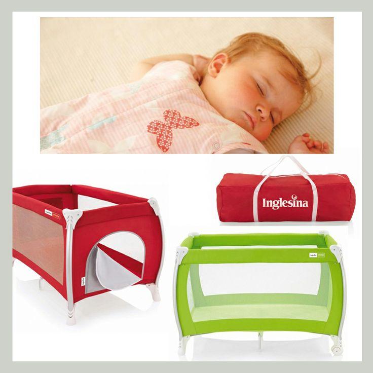 Το πιο πρακτικό κρεβάτι για όνειρα γλυκά ή ατελείωτο παιχνίδι! http://babyglitter.gr/brands/inglesina/