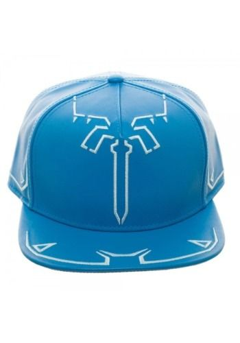 super cute 78d3f a78d6 Zelda Breath of the Wild Tunic PU Leather Snapback Hat Wild,  Tunic,  Zelda