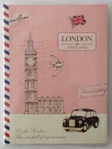 Sticky Notes - London England -  available at www.stationeryheaven.nl