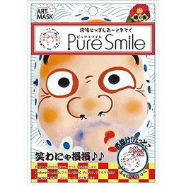 Old Man Mask From Japanese Pure Smile