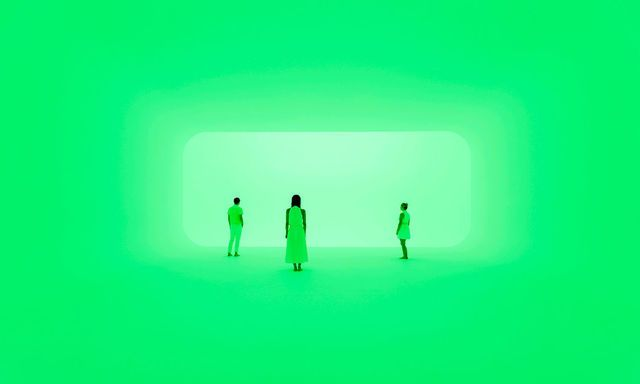 Neon Light Spaces by James Turrell – Fubiz Media