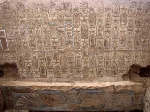 Le temple de Sethi 1er à Gournah