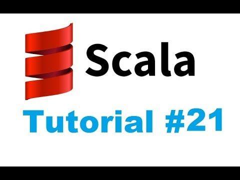 Scala Tutorial 21 - Scala Maps