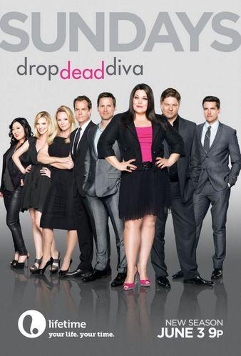 40 best drop dead diva images on pinterest divas brooke - Drop dead diva 7 ...