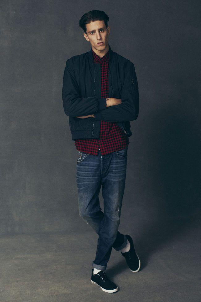Primark Men Fall/Winter 2013: El lookbook urbanita para el invierno   Male Fashion Trends