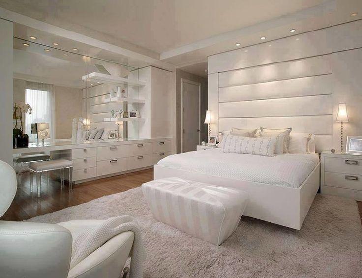 Sypialnia na biało