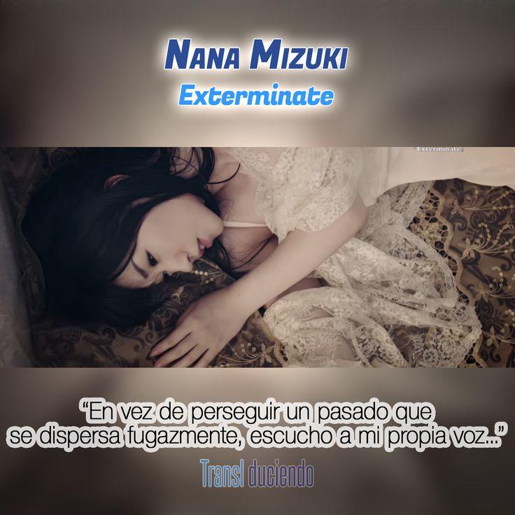 Canción traducida: #NanaMizuki - #Exterminate | #MizukiNana #Symphogear #SenkiZesshoSymphogearGX #OST #JPop #JMusic Encuéntrala completa en: http://transl-duciendo.blogspot.com.au/2015/07/nana-mizuki-exterminate-exterminar.html