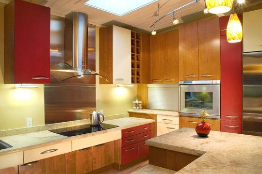 Eichler kitchen remodel Eichler Remodel Ideas Pinterest