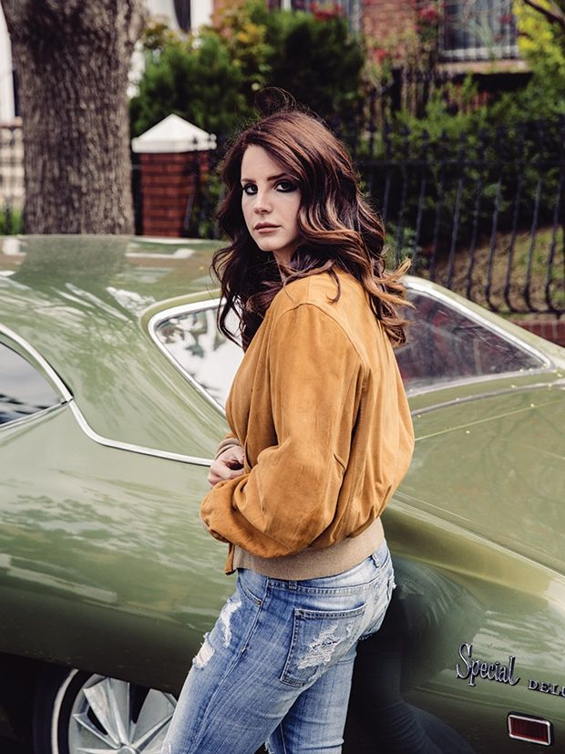 lana del rey 2014 photo shoot1 Lana Del Rey Stars in Fader, Says She's Not Interested in Feminism