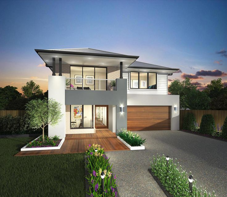 Edenvale - Facades | McDonald Jones Homes