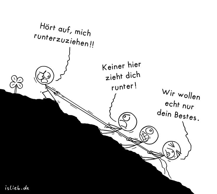 Hört auf | #kleeblatt #humor #islieb