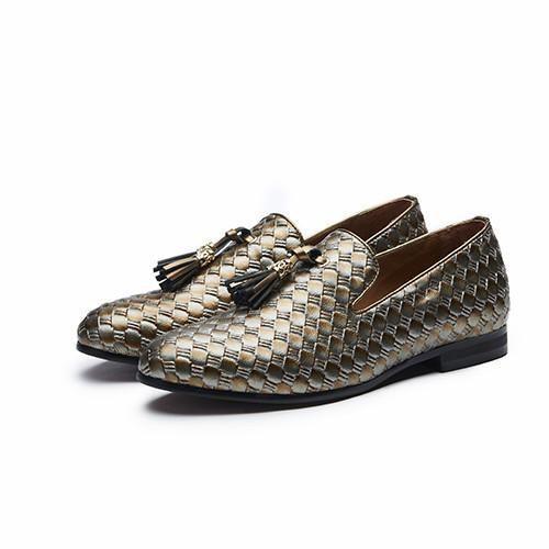 2018 style men's leather shoes breathable comfortable men loafers luxury men's flats men casual shoes