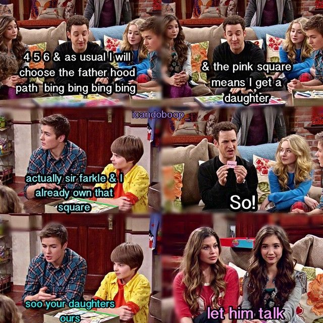 ~Girl Meets Family Game Night