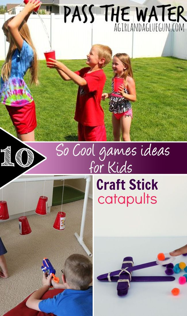 10 So Cool games ideas for KidsBest 20  Bored at home ideas on Pinterest   Fun stuff to do at  . Fun Craft Activities To Do At Home. Home Design Ideas