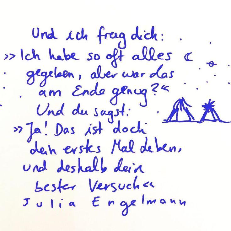"""Julia Engelmann on Instagram: """"Aus meinem neuen …"""